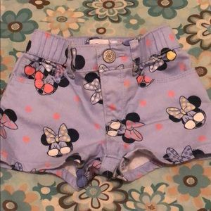 Disney toddler shorts